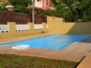 Great 3 bedroom Apartment in Arpora!, Bardez