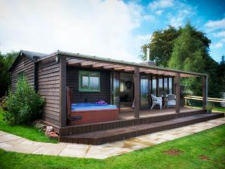 Eden lodge ( with private hot tub ), Tiverton