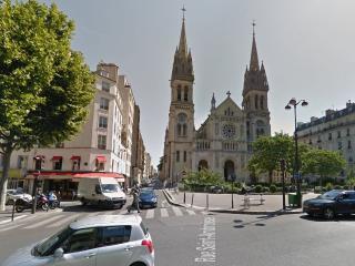 studio de charme cœur de Paris