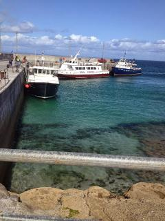 Harbour at Inis Oir, Aran Islands