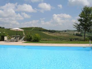 Monferrato: Apartment in a converted farmhouse