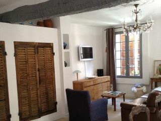L'APPART Confortable and Charming, center village, Cotignac
