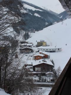 View from the balcony over to the main gondola