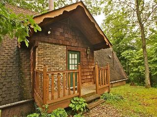 Enjoy the peace and quite from this cute A-frame, Gatlinburg