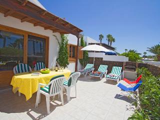 Apartamento de 2 dormitorios en Playa Blanca, Playa Flamingo