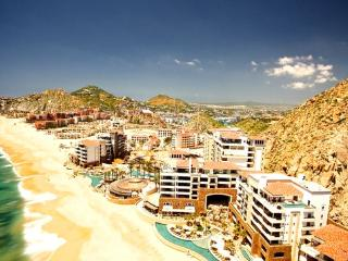 Suite frente al mar de lujo en Grand Solmar Lands End, Cabo San Lucas
