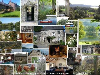 Hill Top Farm self catering for family groups Cumbria Altounyan