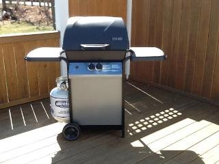 And a Gas Grill - 49 Pleasant Lake Avenue Harwich Cape Cod New England Vacation Rentals