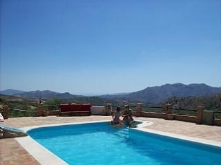 Holiday villa in riogordo