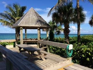 Picnic area and Gazebo by the beach