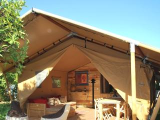 Eco glamping in Safari Tent , Cirali