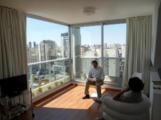 Departamento de lujo: vistas y servicio exclusivos, Buenos Aires
