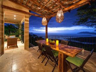 Terrace dining area