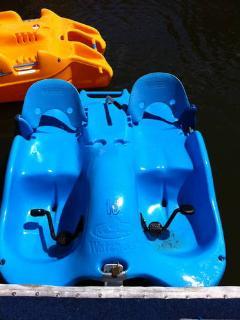 paddleboat for lake