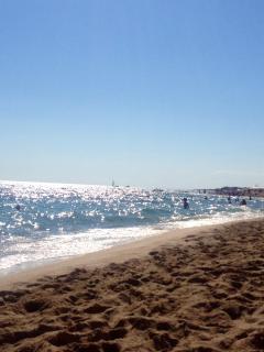 Il mare di campomarino, raggiungibile a piedi
