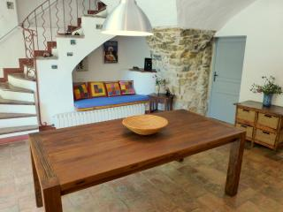 French Farmhouse in Languedoc Located at Entrance of a Charming Village  - Mas de Monoblet
