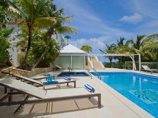 Exceptional Pointe Milou villa combining sophistication and comfort. WV COO
