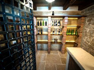 Winery with delicious wines