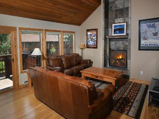 Enjoy this beautiful vacation home on a scenic mountain in Vail, Colorado.