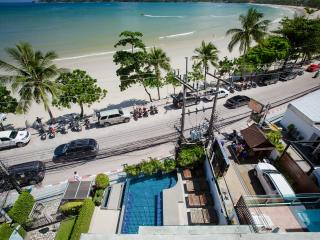 two+bedroom apartment with sea view (6 adults) 120m2, Patong