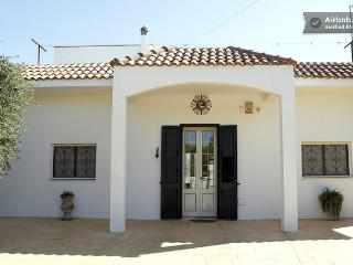Small villa in the Salento coutriside.