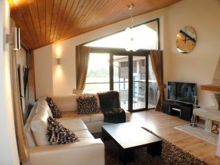 Top Floor Lounge and Balcony