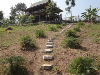 Teak House on the Hill