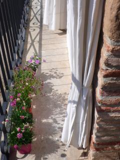 el balcon