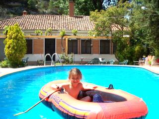 Detached villa with a private swimming pool,3 bed, Jorquera