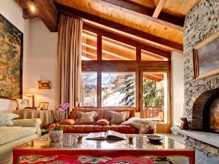 Luxury Ski 5 Bedroom Chalet Close to Ski Lift - Chalet Zen Zermatt
