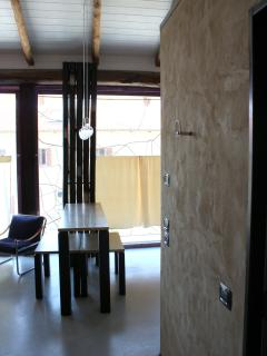 ingresso del loft