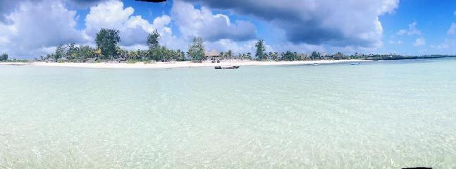 spiaggia raggiungibile a piedi circa 500 metri