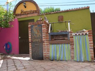 Historic home downtown La Paz. Casa de la Vaquita.
