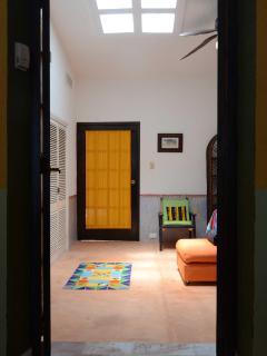 Main house bedroom #1
