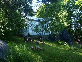 Charming Laurentian cottage: woods, mountains, lac
