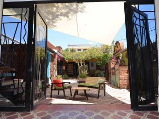 Historic home downtown La Paz. Casa de la Vaquita.