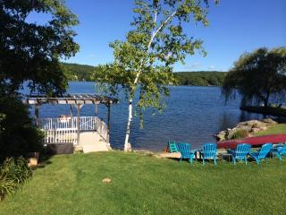 Premiere Lakefront Home on Tranquil West Hill Lake, New Hartford