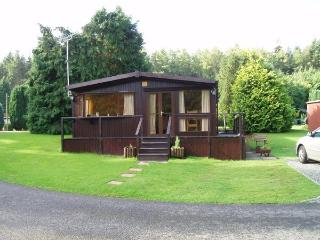 Peaceful holiday chalet