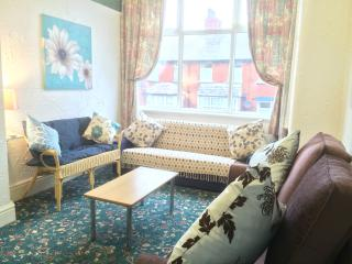 Somerset House Apartment 4 - Central Blackpool
