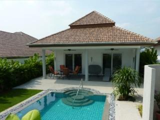 Swiss Pool Villa with full privacy, Hua Hin
