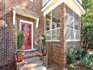 Dilworth Historic District with Screened Porch, Charlotte