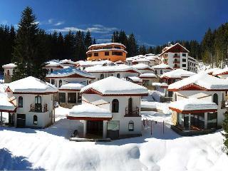 Ski chalet, Pamporovo