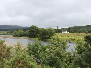 Ivy Cottage, Kilmonivaig farm, stunning retreat.