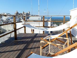 Luxurious home seaview rooftop terrace near piazza, Ostuni
