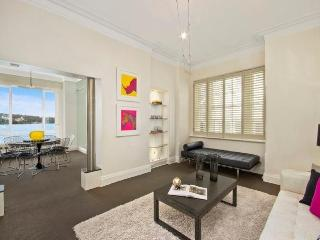 KIRR6 - Waterfront 3 bedroom executive apartment, Kirribilli