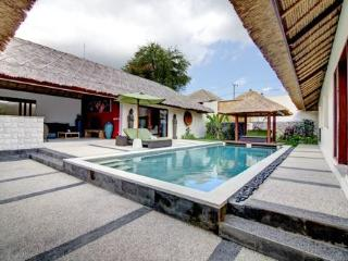 Deluxe Private Pool and Garden Open Concept Villa, Kerobokan