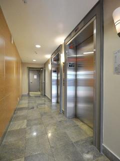 Building elevators