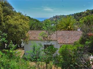 A small holiday villa by the sea near Tossa de Mar