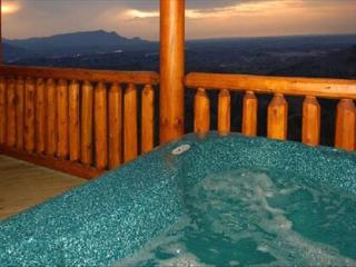 Decadent Views, Game Room With Wall of Windows, Hot Tub, Outdoor Sound System, Sevierville