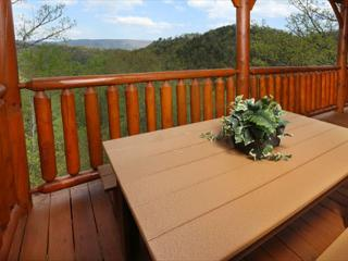 Rustic, Upscale, Luxury, Panoramic View, Hot Tub, Sauna, Game Room, Sleeps 10, Sevierville
